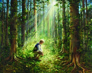 34 Ask of God by Sandra Rast