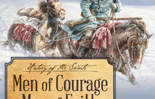Men of Courage, Men of Faith - Audio CD