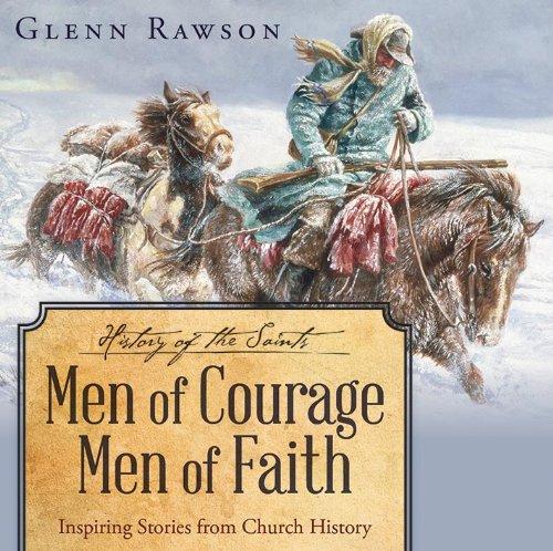 Men of Courage, Men of Faith - Audio CD