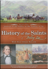 History of the Saints Season Two, DVD Set