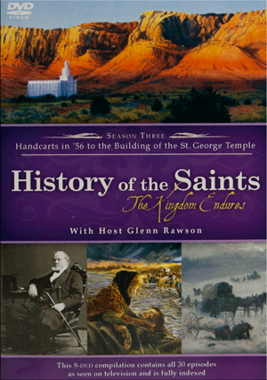 History of the Saints Season Three, DVD Set
