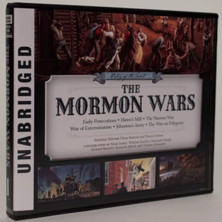 The Mormon Wars (4 CD Audio Set)