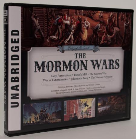 The Mormon Wars (4 CD Audio Set)