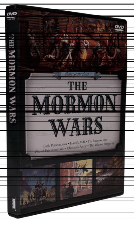 The Mormon Wars DVD