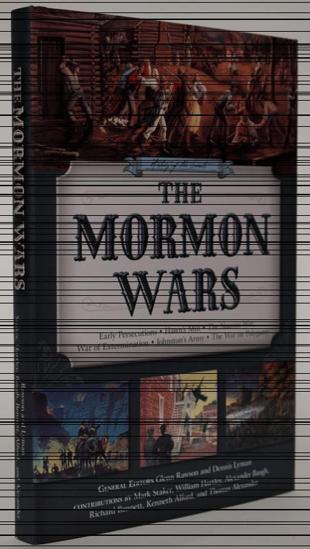 The Mormon Wars Book
