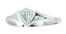 CTR Plain Mini Silver