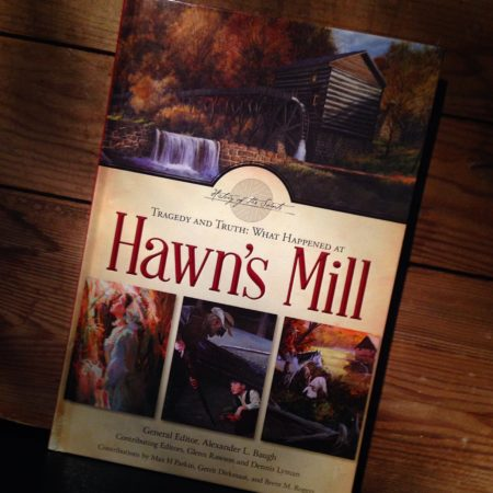 Hawn's Mill - Table Top Book