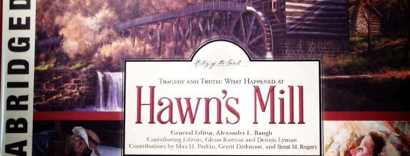 Tragedy and Truth, What Happened at Hawns Mill - 4 CD audio set
