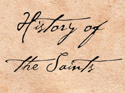History of The Saints Products