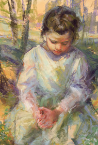 Child Praying (2)