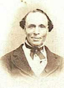 Elijah Abel, a free black man, was the first black baptized into The Church of Jesus Christ of Latter-day Saints. Photo courtesy of Genesis.