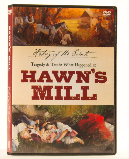 Hawn's Mill Tragedy and Truth - DVD