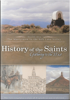 History of the Saints Season One, DVD Set