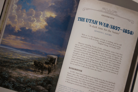 The Mormon Wars Book