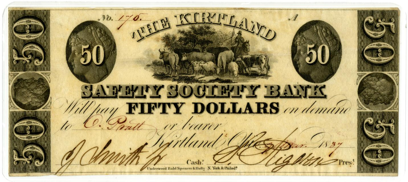 Image result for kirtland safety society